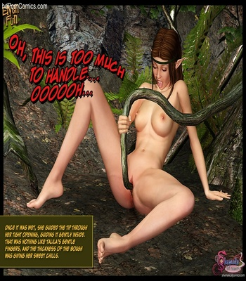 Elven-Fun9 free sex comic