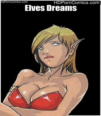 Porn Comics - Elves Dreams 1 Sex Comic