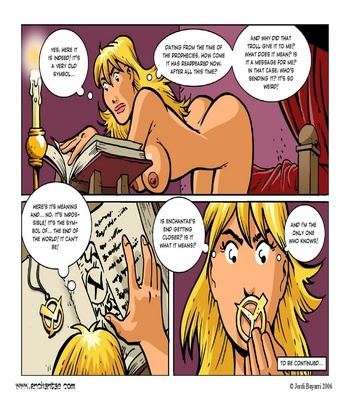 Enchantae 2 – Ceremony Sex Comic
