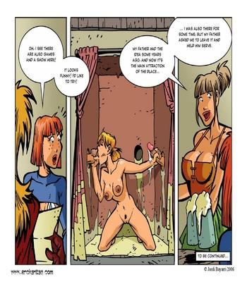 Enchantae 9 – The King And I Sex Comic