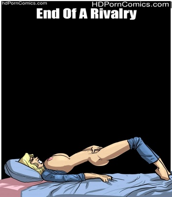 Porn Comics - End Of A Rivalry Sex Comic