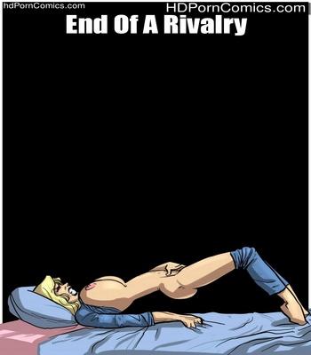 Porn Comics - End Of A Rivalry Sex Comic