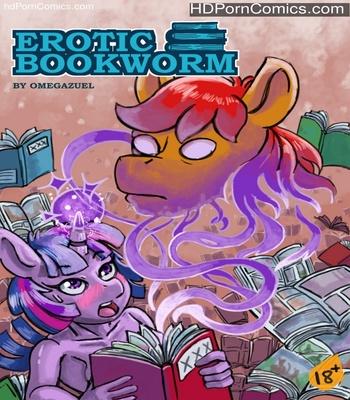 Porn Comics - Erotic Bookworm Sex Comic