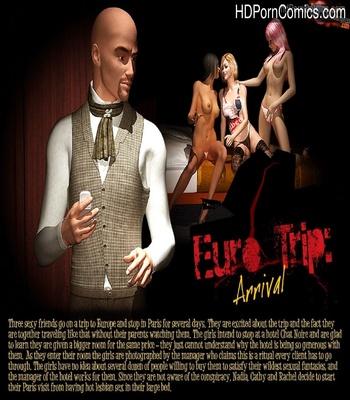 Porn Comics - Euro Trip 1 – Arrival Sex Comic