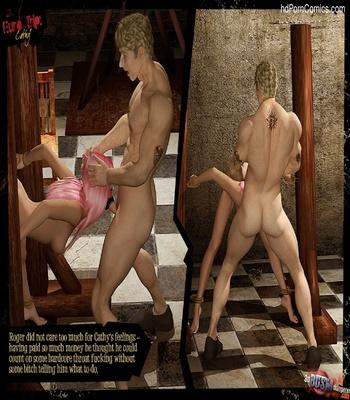 Euro Trip 2 - Cathy 20 free sex comic