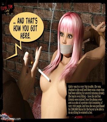 Euro Trip 2 - Cathy 5 free sex comic