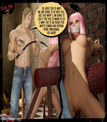 Euro Trip 2 - Cathy 8 free sex comic