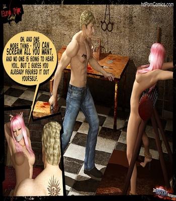 Euro Trip 2 - Cathy 9 free sex comic
