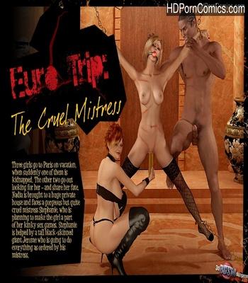Porn Comics - Euro Trip 3 – The Cruel Mistress Sex Comic