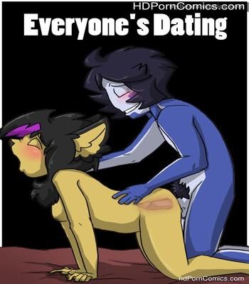 Porn Comics - Everyone's Dating Sex Comic