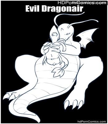Porn Comics - Evil Dragonair Sex Comic