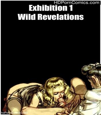 Porn Comics - Exhibition 1 – Wild Revelations Sex Comic