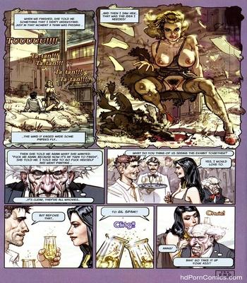 Exhibition 1 – Wild Revelations Sex Comic