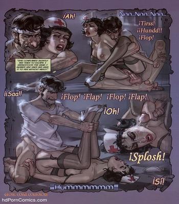 Exhibition-3-The-Happy-Nurse8 free sex comic