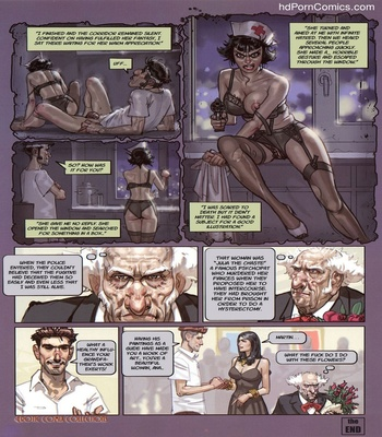 Exhibition-3-The-Happy-Nurse9 free sex comic