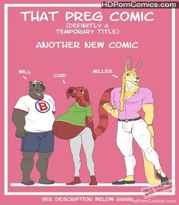 Porn Comics - Expecting Company Sex Comic