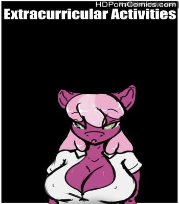 Porn Comics - Extracurricular Activities Sex Comic