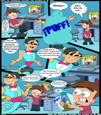 FOP – Breaking the Rules 13 free sex comic