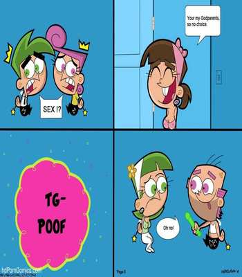 FOP -Gender Bender6 free sex comic