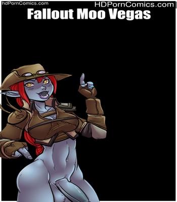 Porn Comics - Fallout Moo Vegas Sex Comic