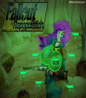 Fallout Repopulation Sex Comic sex 2