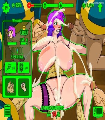 Fallout Repopulation 28 free sex comic