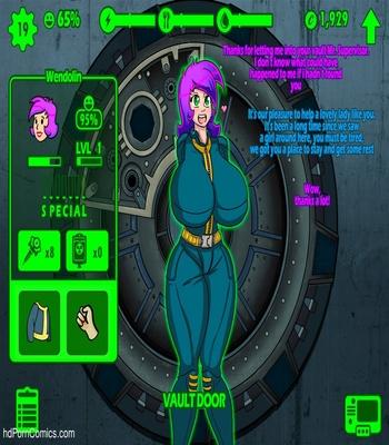 Fallout Repopulation Sex Comic sex 3