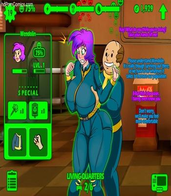 Fallout Repopulation Sex Comic sex 4