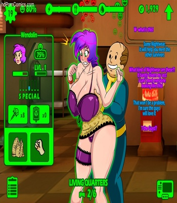 Fallout Repopulation Sex Comic sex 5