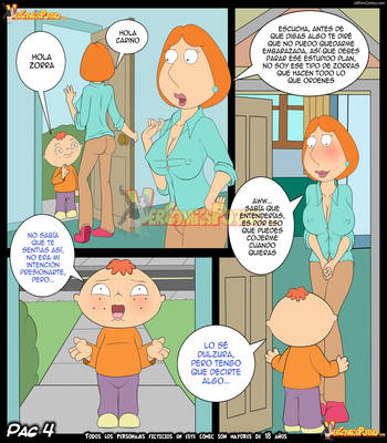 Family Guy- Baby's Play 5 (Spanish)5 free sex comic