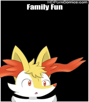 Pokemon Family Fun Porn Comic