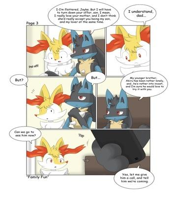 Pokemon  Fun Porn Comic sex 4