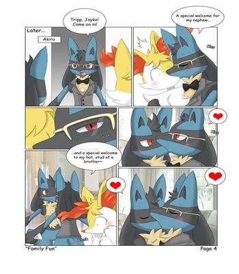 Pokemon  Fun Porn Comic sex 5