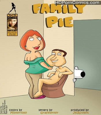 Porn Comics - Family Pie 1 Sex Comic