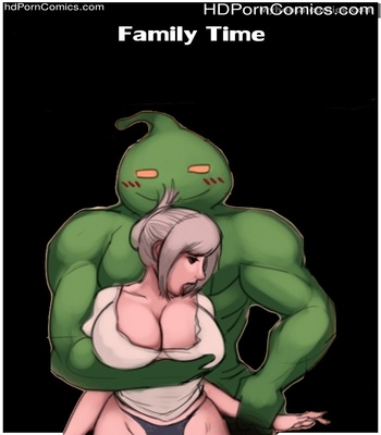 Porn Comics - Family Time Sex Comic