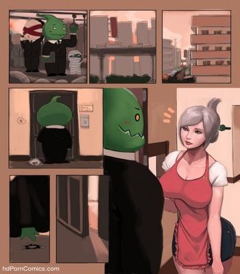Time Sex Comic sex 2