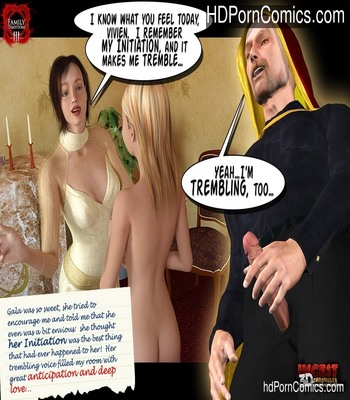Traditions 3 – Initiation Sex Comic sex 11