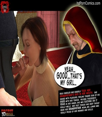 Traditions 3 – Initiation Sex Comic sex 13