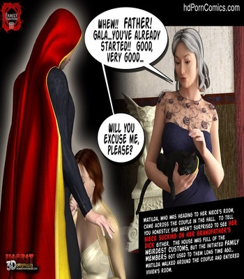 Traditions 3 – Initiation Sex Comic sex 14