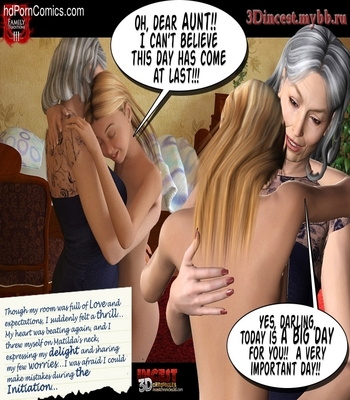 Traditions 3 – Initiation Sex Comic sex 17
