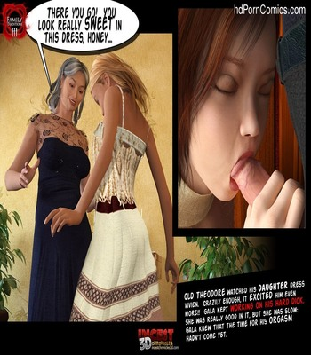 Traditions 3 – Initiation Sex Comic sex 19