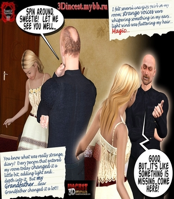 Traditions 3 – Initiation Sex Comic sex 29