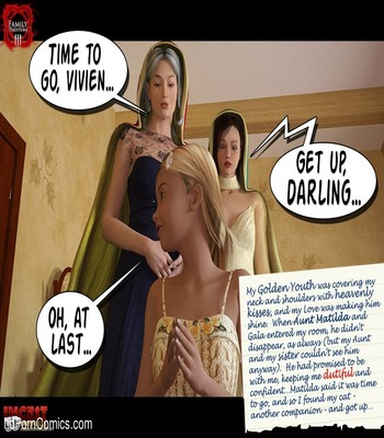 Traditions 3 – Initiation Sex Comic sex 33