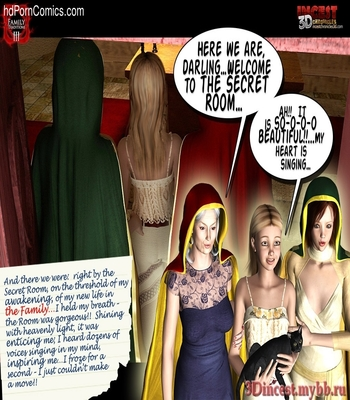 Traditions 3 – Initiation Sex Comic sex 35