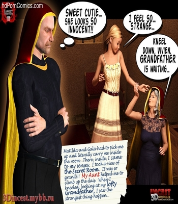 Traditions 3 – Initiation Sex Comic sex 36