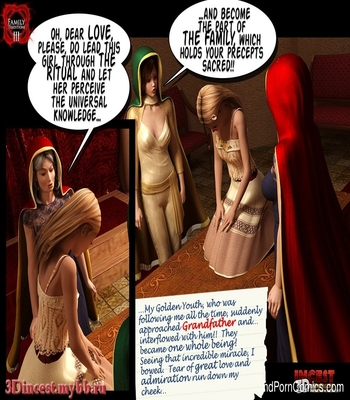 Traditions 3 – Initiation Sex Comic sex 37