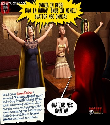 Traditions 3 – Initiation Sex Comic sex 40
