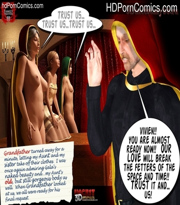 Traditions 3 – Initiation Sex Comic sex 41