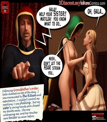 Traditions 3 – Initiation Sex Comic sex 42