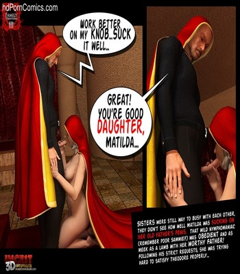 Traditions 3 – Initiation Sex Comic sex 45